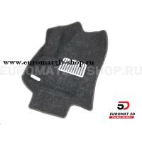 Текстильные 5D коврики с высоким бортом Euromat3D в салон для Ford Kuga (2013-) № EM5D-002210