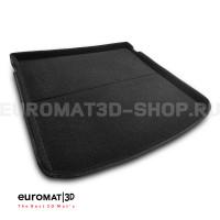 Текстильный 3D Коврик Euromat в багажник Для Skoda Kodiaq (2017-) № EMT3D-004512